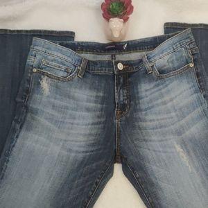 Vigoss Jeans - Vigoss distressed jeans
